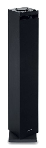 Torre de Sonido Multimedia THOMSON DS250CD Color Negro, Bluetooth, CD