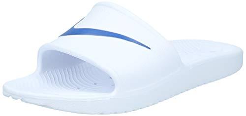 Nike Herren Kawa Shower Dusch-& Badeschuhe, Elfenbein (Whiteblue Moon 100), 42.5 EU
