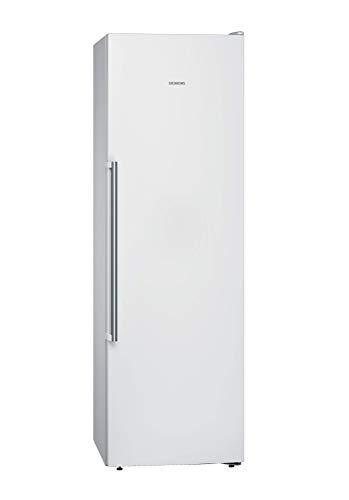 Siemens GS36NAWEP iQ500 Freistehender Gefrierschrank / E / 234 kWh/Jahr / 242 l / noFrost / bigBox / LED-Innenbeleuchtung
