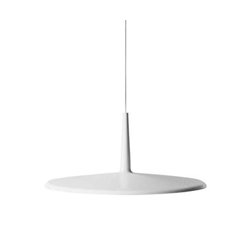 Lámpara colgante, led 10W, serie Skan, color blanco, 30 x 30 x 23 centímetros (referencia: 027003/12)