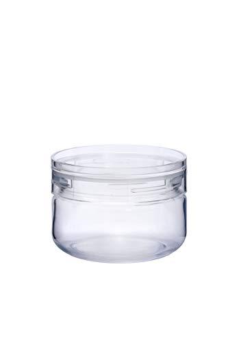セラ―メイト 保存 容器 ガラス キャニスター 350ml チャーミークリアー S2 日本製 221169