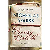 [By Nicholas Sparks ] Every Breath (Hardcover)【2018】by Nicholas Sparks (Author) (Hardcover)