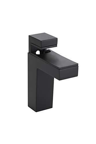 D-Beschlag 2x Regalbodenträger - 2er Set Tablarträger Für Holzböden & Glasböden Bis 45 mm Stärke - Schwarz Matt