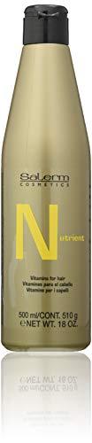 Salerm Cosmetics Nutrient Shampoo Vitamins For Hair Champú - 500 ml