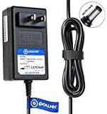 T-Power Ac Dc Adapter Charger Compatible with Sony SRS-BTX300, SRS-D5, SRS-Z100 SRS-ZTV25 Portable NFC Bluetooth Wireless Speaker System Power Supply