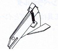 カワサキ オ−トバイ特殊工具 ベルト張力計測工具 MC1697