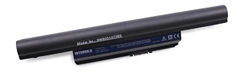 INTENSILO Li-Ion batería 9000mAh (10.8V) para Laptop, Notebook Acer Aspire 7745G, 7745G-434G1TMn_Gamer, 7745G-6214, 7745G-6384 por Acer AS01B41.