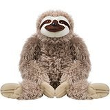 Wild Republic Jumbo Sloth Plush, Giant Stuffed Animal, 30 Inches