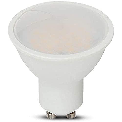 Faretto LED Chip Samsung GU10 10 W, Bianco Freddo