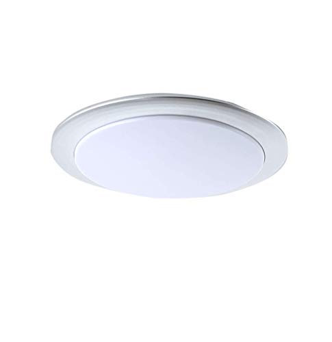 CAIMEI Ceiling Spots Inclinably Adjustable Lighting Ceiling Lamp Around Metal Frame Postled Ceiling Lights Silver Light