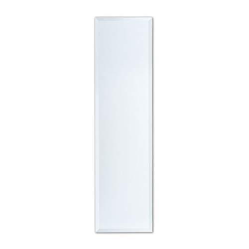 Better Bevel 12' x 48' Frameless Full-Length Rectangle Mirror | 1' Beveled Edge | Wall Mirror