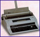 Swintec 7040 NEW Electronic Business Typewriter