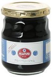 マービー ブルーベリー 瓶 230g