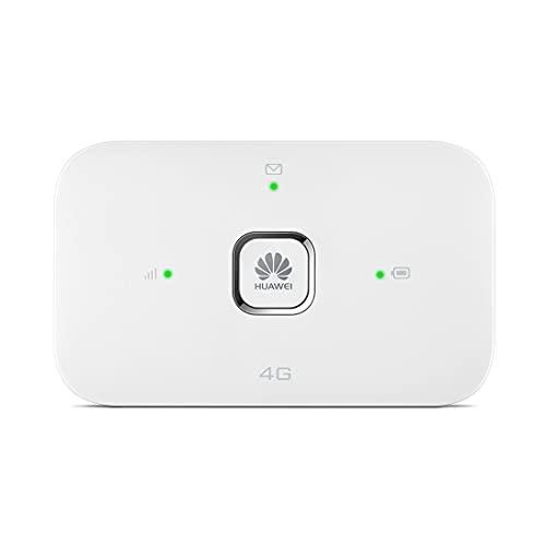 HUAWEI E5576-320 LTE Mobile Wi-Fi, bis zu 150 MBit/s, Weiß