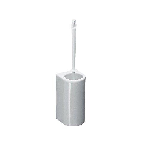 Laufen Universal Toilettenbürstengarnitur mit abnehmbarer Keramik, wandhängend