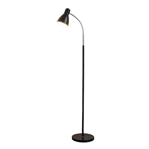 LED Steh Leuchte Nickel Glas Design Licht Wohnzimmer Beleuchtung Tisch Lampe