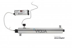 Viqua Sterilight 22-30 GPM Monitored UV VP600M Professional Plus System