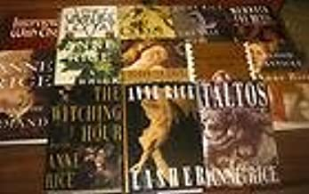 Complete Anne Rice, Vampire Chronicles 12 book set (Vampire Chronicles, Mayfair Chronicles, 1-12)