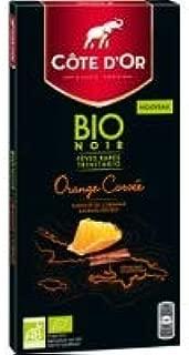 Cote D'Or Cote Dâ€Or Bio Noir Orange 90g
