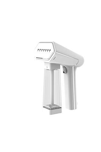 STEAMONE SN20GW S-Nomad-Stiratrice a Vapore da Viaggio, Colore: Bianco, Metallo, Travel-Size