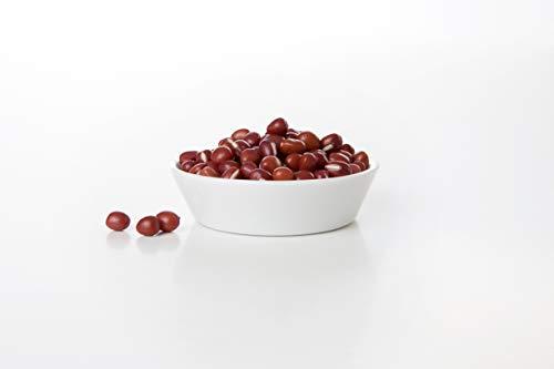CLASEN BIO Azukibohnen 2,5kg Großpackung, getrocknet , von Natur aus vegan und glutenfrei, biologischer Anbau