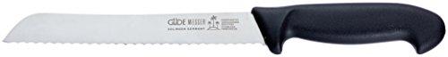 Güde Brotmesser mit Welle, Serie Omikron, Griff PPN Schwarz Couteau de Cuisine Mixte, Multicolore, Taille Unique