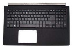 Acer Cover Upper Blk W/Keyboard Rus, 60.MQLN1.022