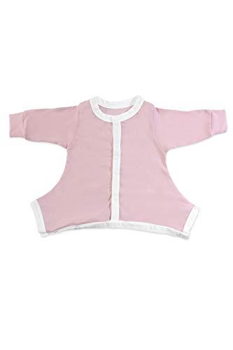 Hip-Posek Baby-Schlafanzug für Spreizhose und Gipshosen für Babys 3-6 Monate, pink