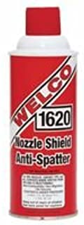 J.W. Harris Welco 1620 Nozzle Shields And Anti-Spatter Compounds, 16 Oz, Clear - 12 Piece