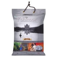 Kohinoor Argento Gamma Super Riso Basmati - 1 x 5kg