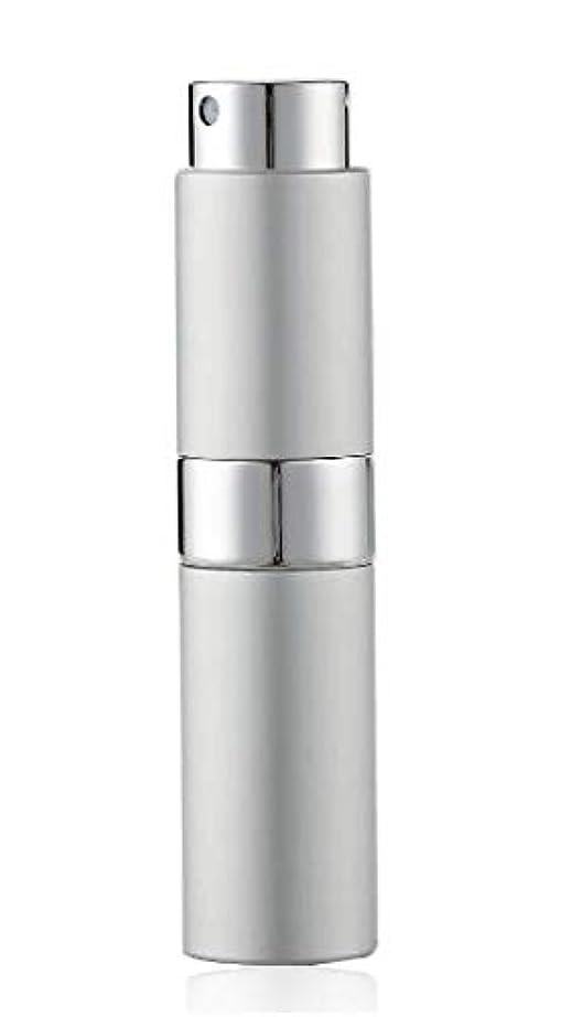 聞きます硬さフルーティーアトマイザー 【mau】ポータブル クイック 香水 トラベル 携帯用 詰め替え容器 香水用 香水スプレー パフューム Atomizer 回転プッシュ式 15ml