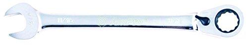 Ampro T41616 Clé Mixte à Cliquet Réversible, 16 mm