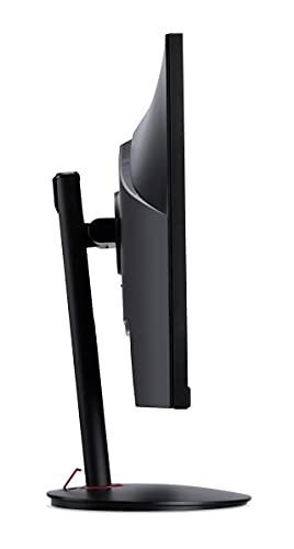 Acer Nitro XV252QF Gaming Monitor 24,5 Zoll (62 cm Bildschirm) Full HD, 390Hz OC DP, 360Hz DP, 240Hz HDMI, 1ms (G2G), 2xHDMI 2.0, DP 1.4, höhenverstellbar, drehbar, HDMI/DP FreeSync Premium