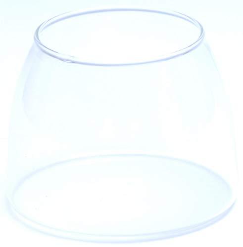 Vaso/cestino di vetro di ricambio KPCGBIN in scatola OEM per macinacaffè KitchenAid Pro Line Series
