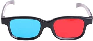 PLAY 3D Anaglyph Video Glasses (Red and Blue)