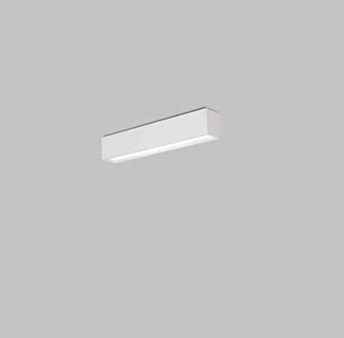 Luminaria Plafon Sobrepor Retang Tropical 4005-125f Usina