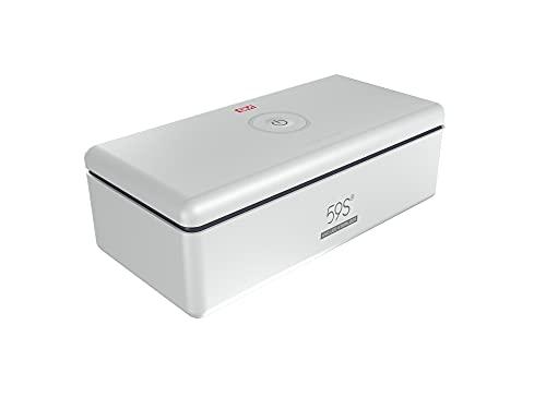 GM 10026 UVC LED Sterilizing Multipurpose Box - 3 Mins Fast Sterilization,...