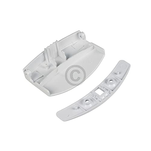 Tirador de puerta de repuesto para AEG Electrolux completo para lavadora 405508700/3, 4055087003