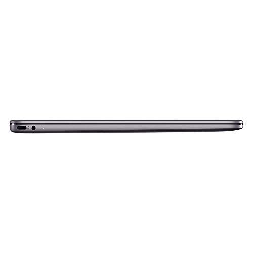 Huawei Matebook Notebook FullView 13 Zoll 256 GB grau - 6