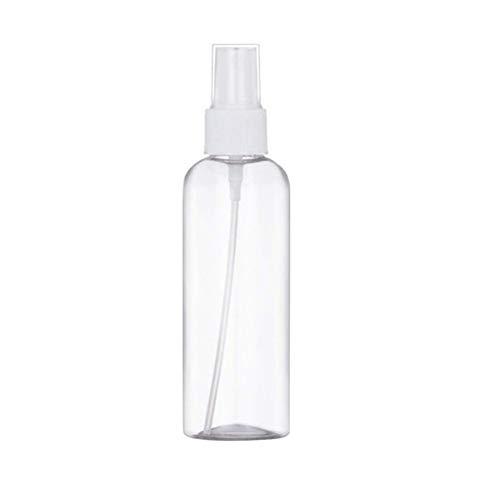 HEELPPO Flacon Vide Recipient Cosmetique Spray Vide Spray Bottle Flacon Flacon Spray Vide Fuite Preuve Pulvérisation Bouteille Liquide Vaporisateur Vaporisateur Vide Bouteille White Nozzle