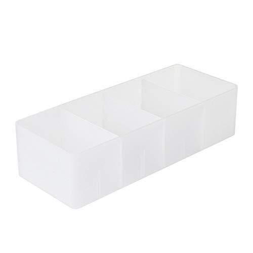 XWYSSH Veranstalter Kosmetisches Aufbewahrungsbehälter Einstellbare Drawer Art Manufaktur von Plastikaufbewahrungsbehälter Bürocontainer mit Kosmetik Divider Fragrance Box (Farbe : Z)