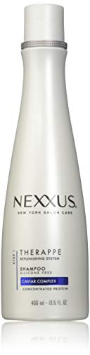 NEXXUS THERAPPE Caviar Complex Ultimate Moisture, Step 1, Shampoo 13.5 oz ( Pack of 2)