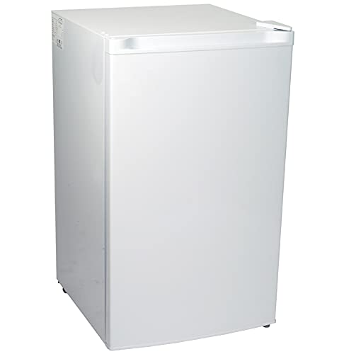 Koolatron Compact Upright Freezer with Compressor Cooling Technology, 3.1 Cubic Feet Capacity Mini...