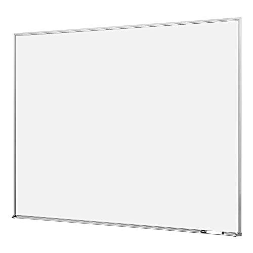 Amazon Basics Dry Erase White Board, 36 x 48-Inch Whiteboard - Silver Aluminum Frame