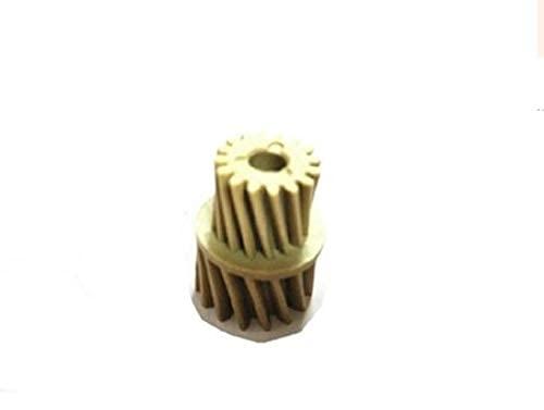 Para impresora PRTA09480 compatible con copiadora, fusor, engranaje doble para minolta C451 550 650 452 552 652 Copiadora fusor Gear Set 5 piezas/lote (Color: Otros)