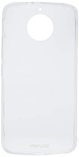 Capa para Moto G5S, Privilege, PRIVCMG5SCLR, Transparente