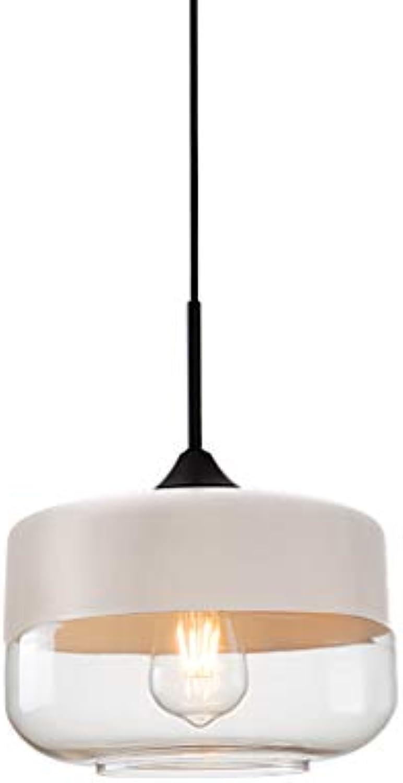 Retro Kreative Persnlichkeit Single Head Glas Kronleuchter, Nordischen Stil Kronleuchter Cafe Restaurant Kronleuchter (C)