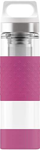 Sigg 8599.00 Gourde Mixte Adulte, Rose, 0.4 L