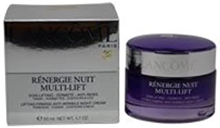 Renergie Nuit Multi-Lift Lifting Firming Anti-Wrinkle Night Cream by Lancome for Unisex - 1.7 oz Cream