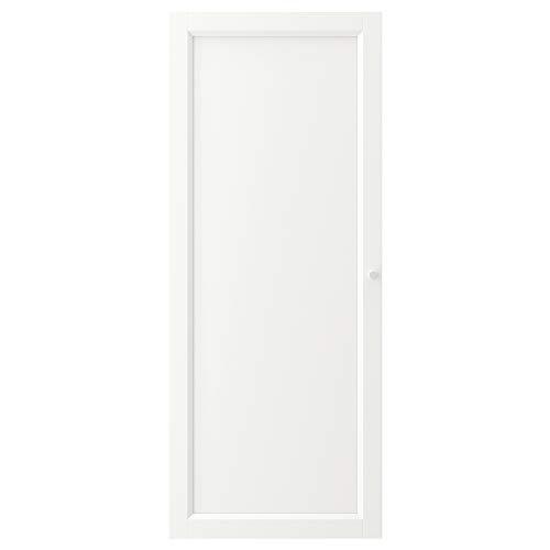 OXBERG dörr 40 x 97 cm vit